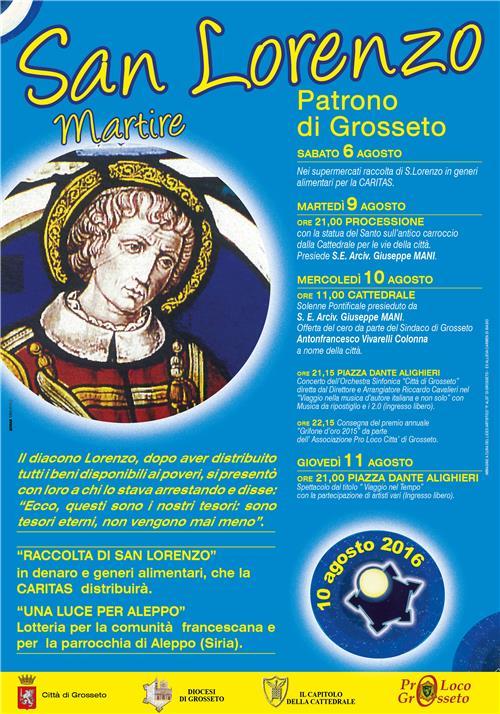 """""""Processione di San Lorenzo"""" Grosseto"""